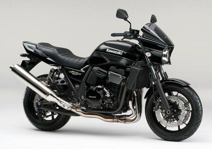 Kawasaki ZRX 1200 DAEG Black Limited 2014