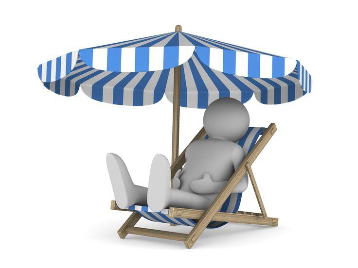 Luieren/vakantie
