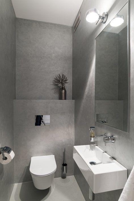 Best 20 guest toilet ideas on pinterest for Modern guest bathroom ideas