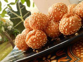 Resep Aneka Kue Kering: Kue Kering Goreng|Resep Kue Keciput