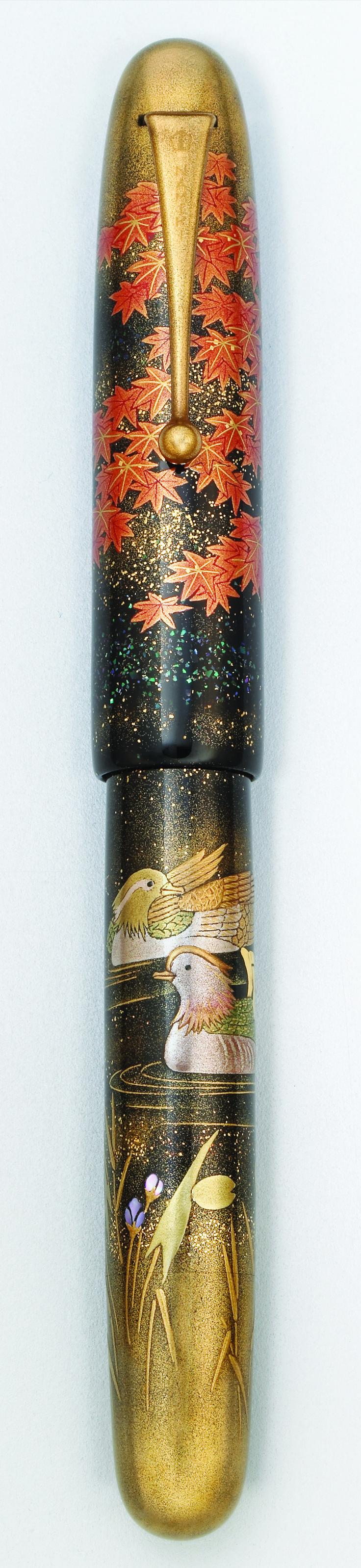 Pilot, Namiki Maki-e, the Emperor Collection: Mandarin Duck