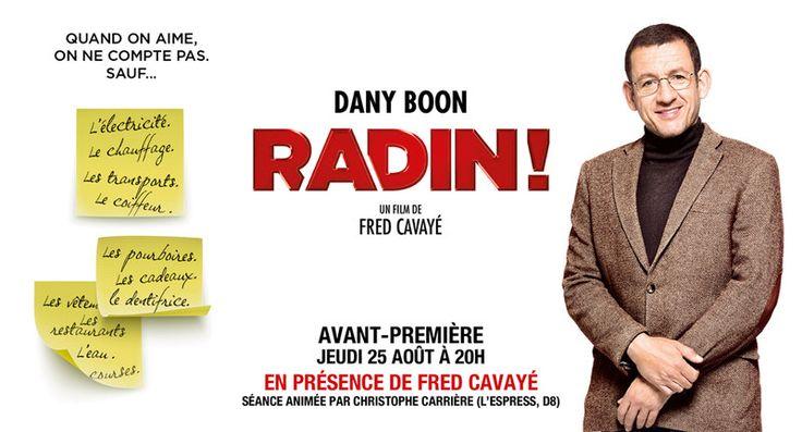 Radin! (2016), CINE ΣΕΡΡΕΣ, Fred Cavayé, Dany Boon, Laurence Arné, Noémie Schmidt,