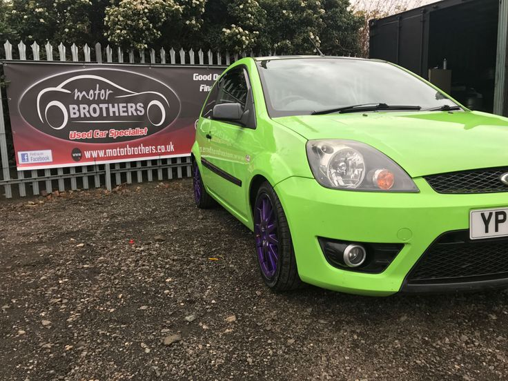 Check out this fast Ford. 2007 ford fiesta 1.6 zetec s celebration cambelt full leather service history