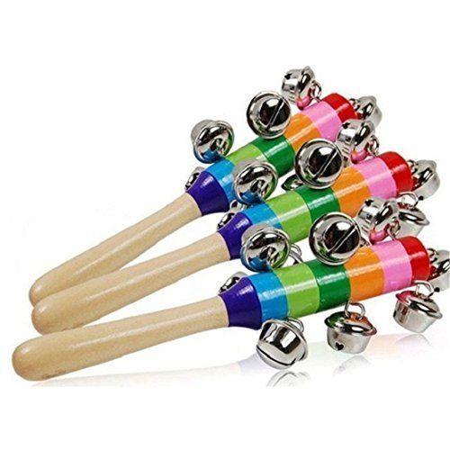 Hangqiao Baby Kids Rainbow Wooden Handle Bell Jingle Stick Shaker Rattle Toys, http://www.amazon.com/dp/B00VR8GMEW/ref=cm_sw_r_pi_awdm_97Xbxb7QNT7MG