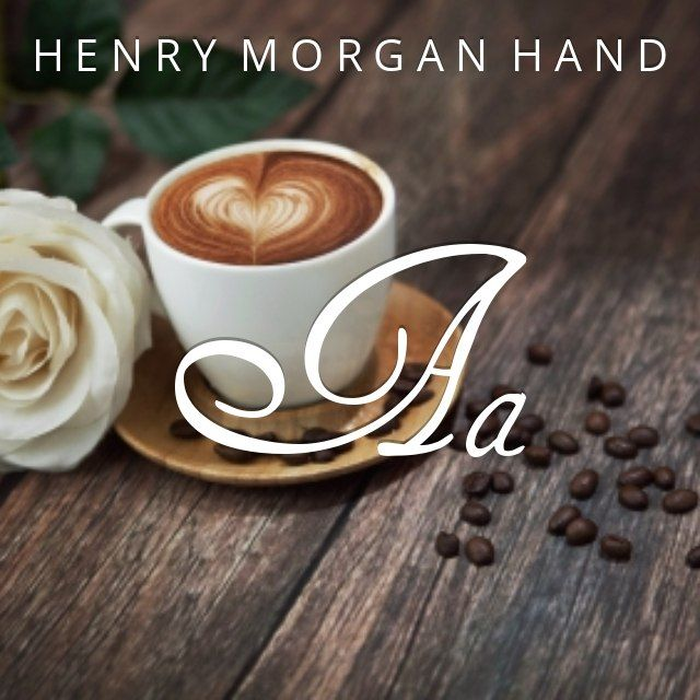 #script #fonts #download - Henry Morgan Hand Font  by Paul Lloyd: Idea for the astonishing Henry Morgan Hand typeface came from a one-night's inspiration of  who trying hard to make this incredible font a reality. We find it is serious, whimsical and assertive. It's free and comes in a truetype format. #font #typography #design #inspiration via @thefontex