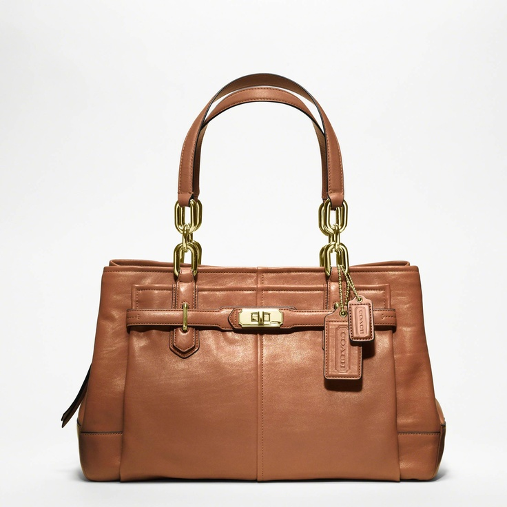 Coach bag fashion pinterest coach bags bag and for Designer couch outlet