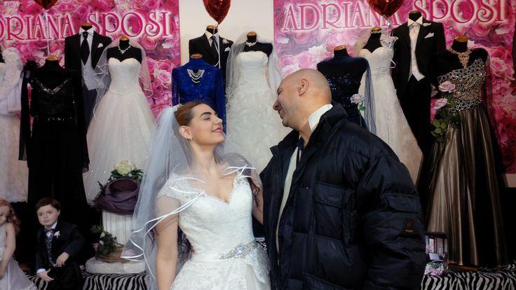 Roberto Mercuri a Roma Spose 2015