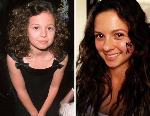 Child Stars -- Then & Now! | TooFab Photo Gallery