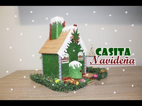 casitas hechas con carton paso a paso - YouTube