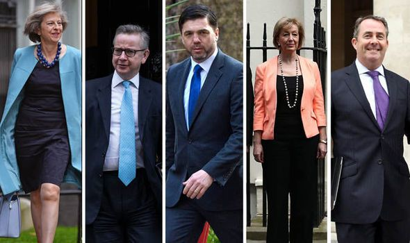 New Prime Minister must not withdraw on immigration. These are the five candidates running to be the next Prime Minister.