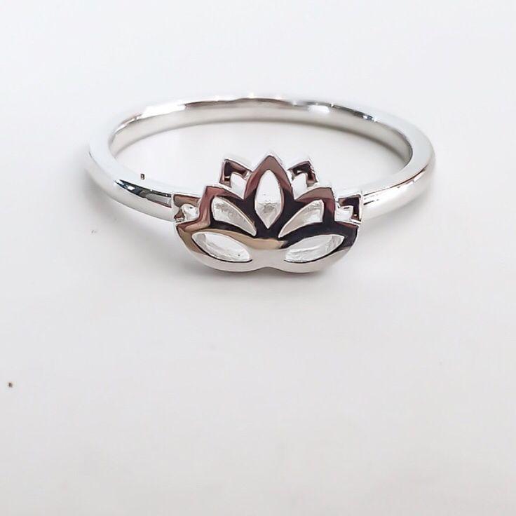 Image of Lotus Flower Ring