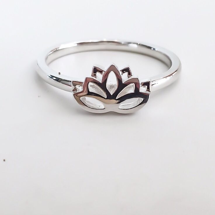 Image of Lotus Flower Ring