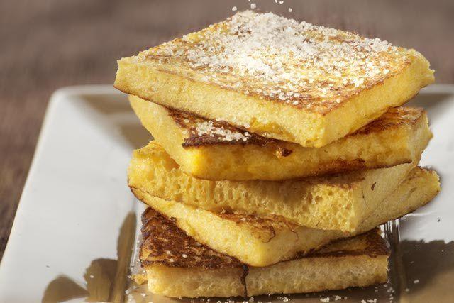 Pain Perdu Recipe - Recipe for Pain Perdu - French Toast Recipes