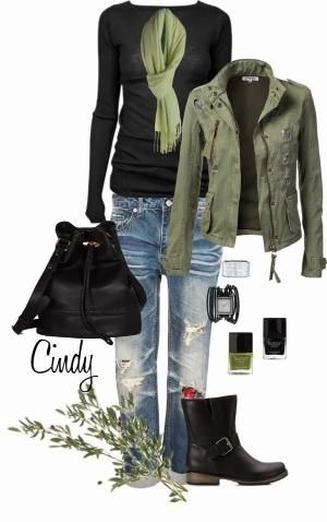 Fall Outfit by doreen.m