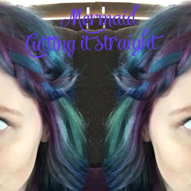 Mermaid hair joico intensity