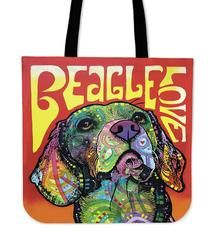 Beagle Tote Bags $29.99- $12.95BeagleTote BagsAre you a BeagleOwner who loves their Dog? Then these custom designed Premium Linen Tote Bagsare a MUST HAVE!…