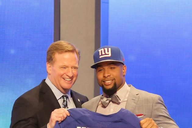 New York Giants: Odell Beckham Jr.