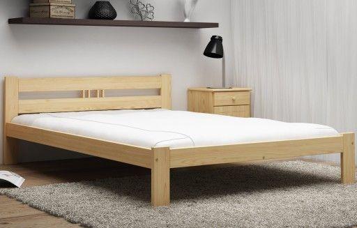 Czego potrzeba po ciężkim i męczącym dniu pracy?  Trochę komfortu i wygody podczas wypoczynku. Może to zapewnić odpowiednio dobrane łóżko.  #łóżkodrewniane #łóżkososnowe #łóżko180x200 #mebledrewniane #mebledosypialni