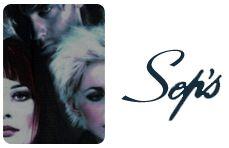 K: Private stylist's webpage  Sep's logo