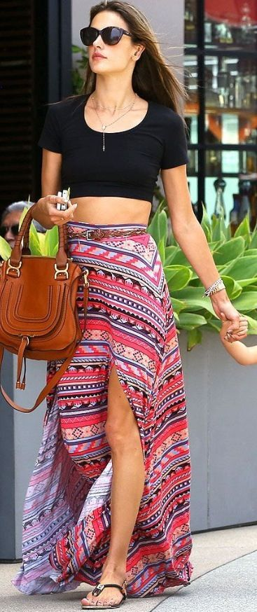 Maxi Skirt (when im thin enough! which i thnk not gonna happen in a short time)!