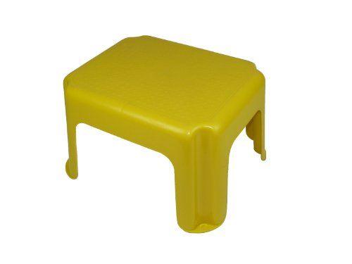 Romanoff Jr Step Stool Yellow Romanoff Products Inc //.amazon  sc 1 st  Pinterest & 12 best THE STOOL images on Pinterest | Plastic Step stools and ... islam-shia.org