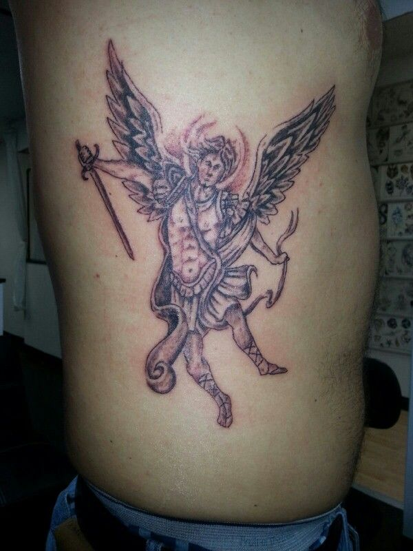 46 best images about archangel on pinterest angels for Are tattoos a sin catholic