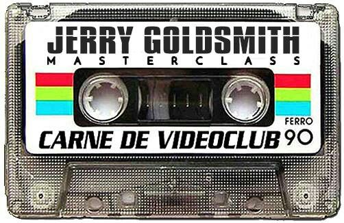 Podcast Carne de videoclub. Especial Jerry Goldsmith.