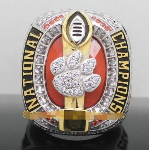 2016 Clemson Tigers National Championship Ring. Starting at $1