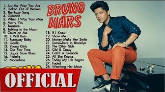 Bruno Mars - Greatest Hits - YouTube