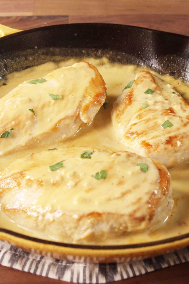 This Creamy Dijon Chicken Rekindled Our Love Of Mustard