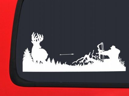 Bow Hunter Google Search Deer Hunting Silhouettes