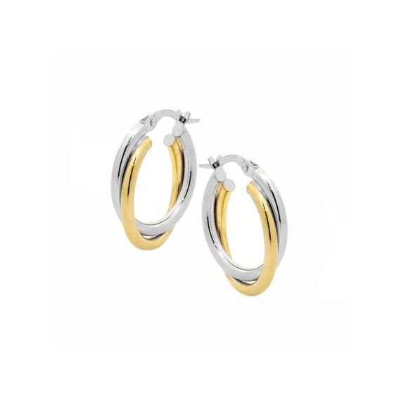 Check out this item in my Etsy shop https://www.etsy.com/au/listing/280596730/gold-hoop-earrings-bridal-earrings-small