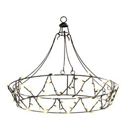 27 best patio furniture images on pinterest exterior lighting gemmy black indooroutdoor plug in chandelier string lights mozeypictures Gallery