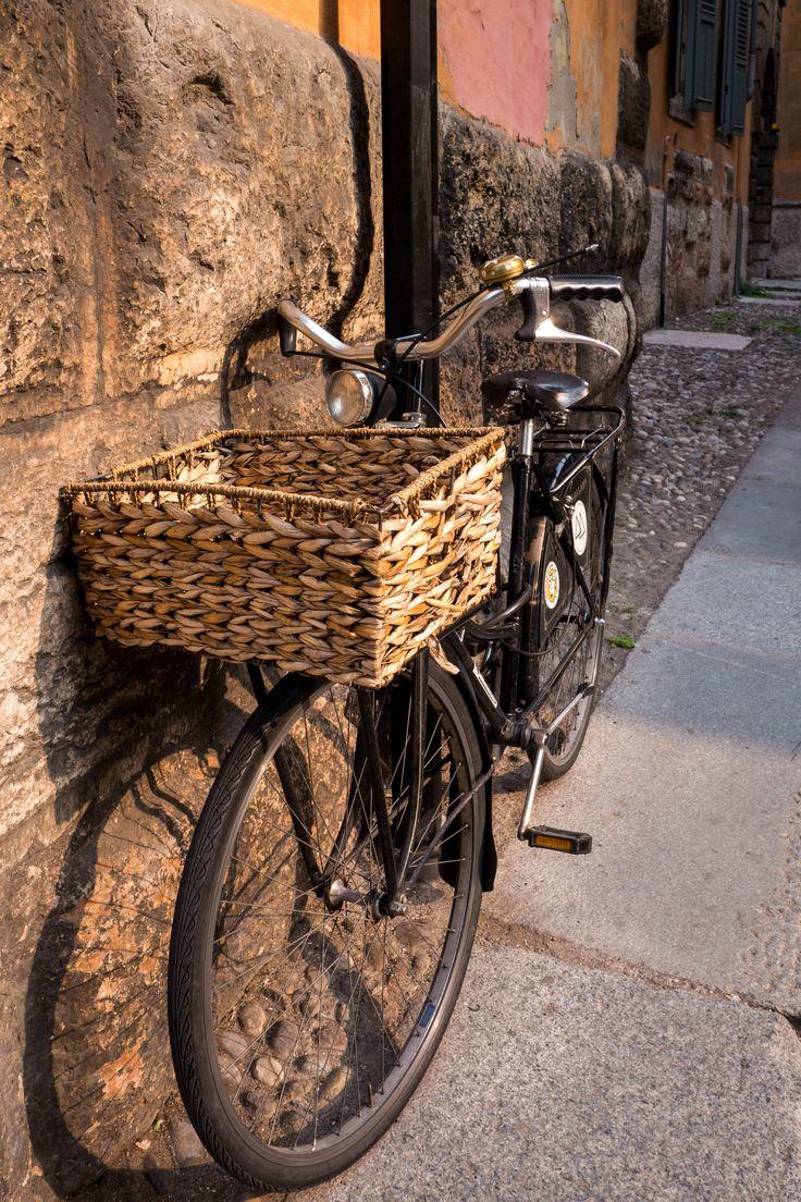 Basket and Bike - Verona