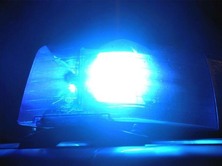 Viel zu tun für die Polizei Mainz. Rollerfahrer zeigt Waffe statt Führerschein.