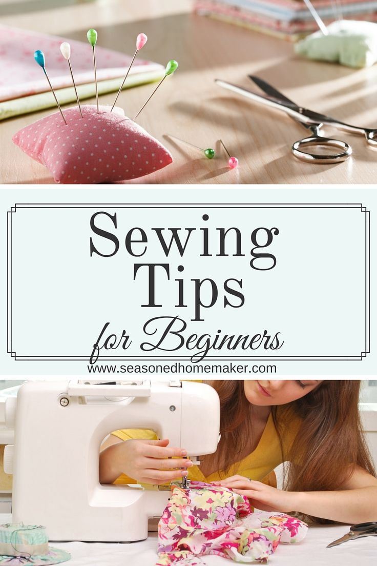 Sewing Tips for Beginners is a collection of tips for anyone learning to sew. You will understand the basics to take your sewing to the next level. Personally, learning the 9th Tip made me feel like a sewing master!