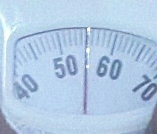 Day 1 02/13/17 weighs 55 kilos