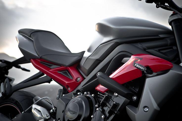 Street Triple - The Spirit of Triumph | Triumph Motorcycles
