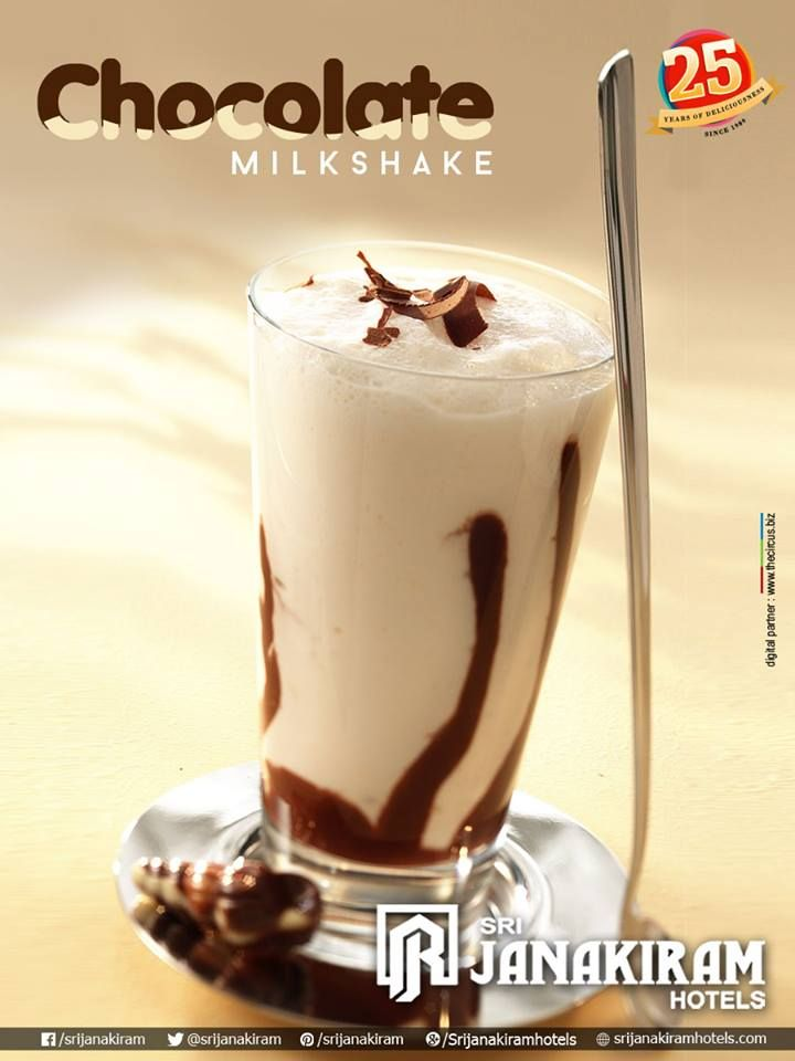 Rich,creamy and delicious #chocolate #milkshake, looks absolutely perfect & so refreshing!  #chocolateshake #iced #eatgoodfeelgood #freshcream #summer_ice #milkshake