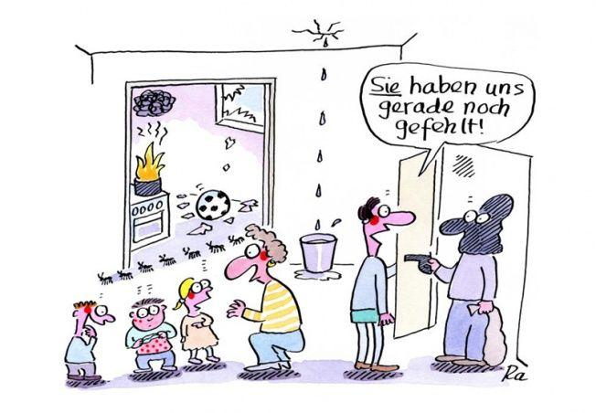 Kindergarten_KiGaPortal_Cartoon_Renate Alf_Stresstag
