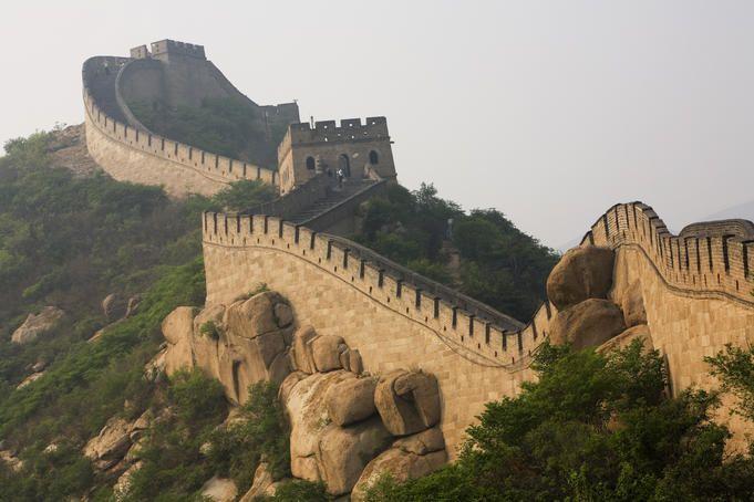 Great Wall, China...