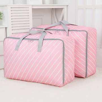 Favorable Folding Washable Oxford Clothes Quilts Storage Bags Organizer Portable Storage Container - NewChic Mobile