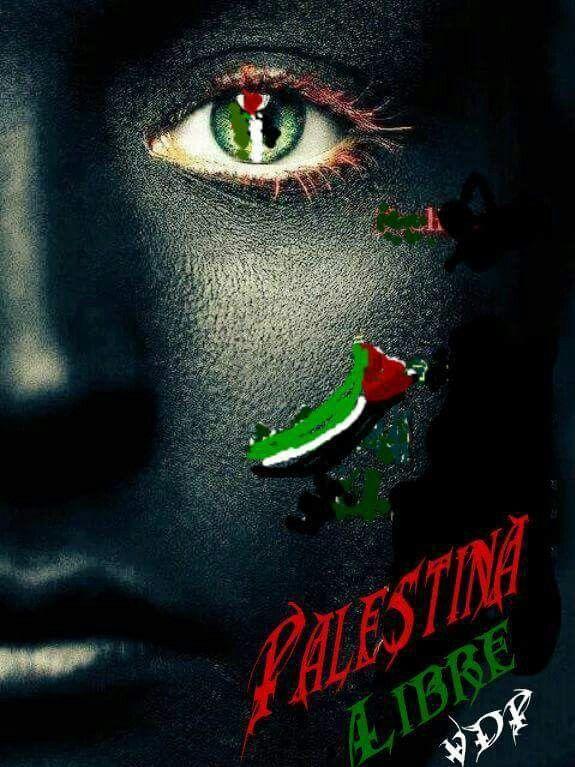 Palestina estás en mi corazón