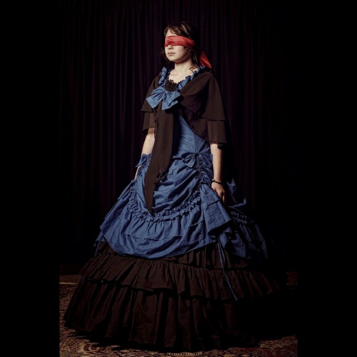 Victorian fashion.