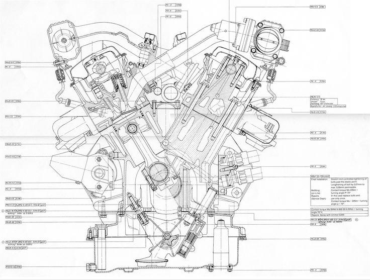 ford straight six vacuum diagram