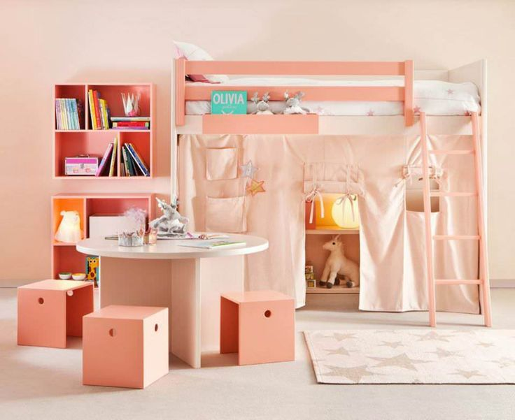 363 best Muebles Infantiles images on Pinterest | Baby rooms, Child ...