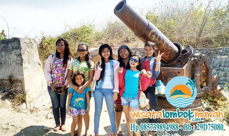 Di objek wisata Tanjung Ringgit Lombok. Tidak hanya menyuguhkan wisata alam yang mempesona dengan pemandangan laut lepasnya yang menawan, wisata Tanjung Ringgit juga menyuguhkan wisata bersejarah yakni sebuah meriam peninggalan jepang. Ingin tau lebih lengkap? ayo kunjungi segera bersama wisatalombokmurah.com :) #tanjungringgit #meriam #meriamjepang #Lombok #wisatalombok