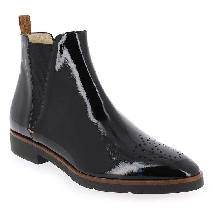 Chaussure JB Martin 1FORUM Noir 5104601 pour Femme | JEF Chaussures