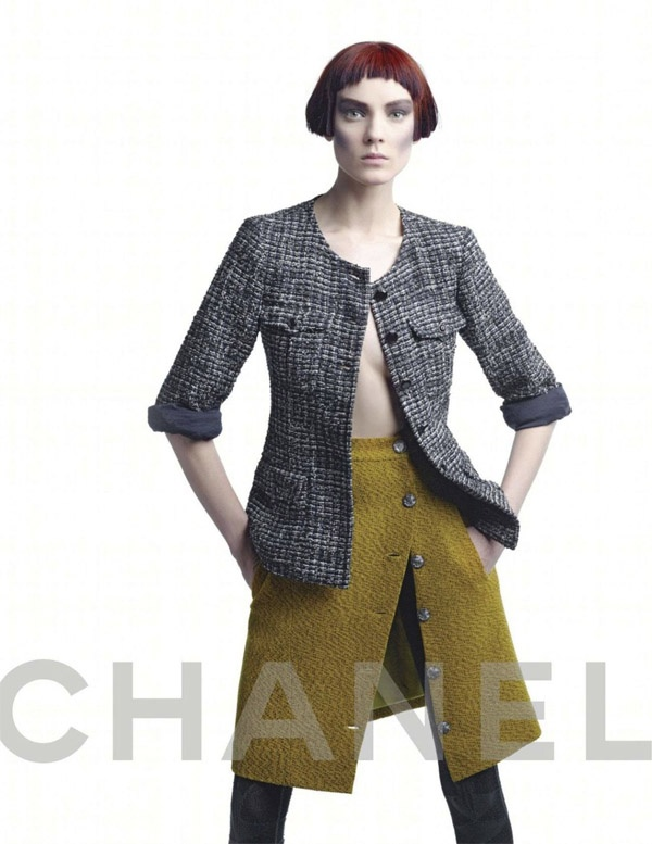 The challenge of fashion blogs. Which is the best 2012 Ad campaign?