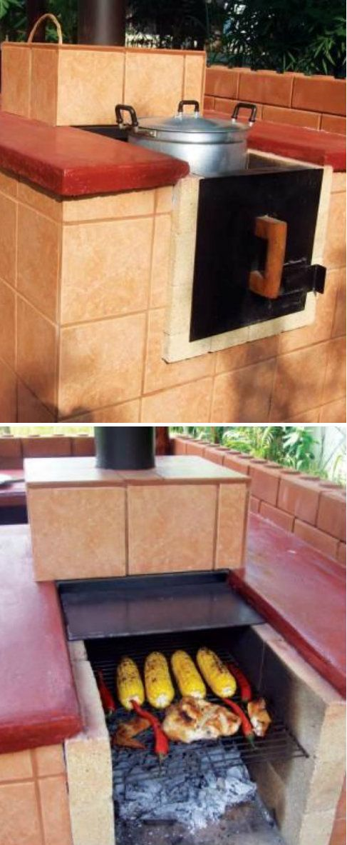 Outdoor All-in-One Project